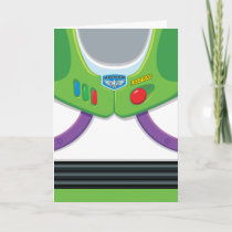 Toy Story | Buzz Lightyear's Space Ranger Suit Card