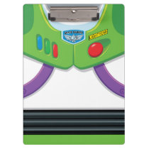 Toy Story | Buzz Lightyear's Space Ranger Suit Clipboard
