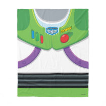 Toy Story | Buzz Lightyear's Space Ranger Suit Fleece Blanket