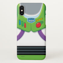 Toy Story | Buzz Lightyear's Space Ranger Suit iPhone X Case
