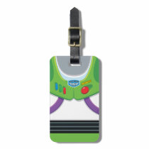 Toy Story | Buzz Lightyear's Space Ranger Suit Luggage Tag