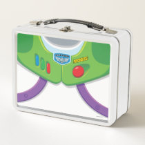 Toy Story | Buzz Lightyear's Space Ranger Suit Metal Lunch Box