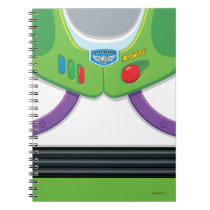Toy Story | Buzz Lightyear's Space Ranger Suit Notebook