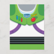 Toy Story | Buzz Lightyear's Space Ranger Suit Postcard