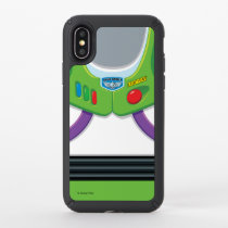 Toy Story | Buzz Lightyear's Space Ranger Suit Speck iPhone X Case