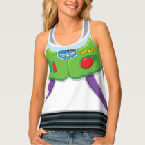 Toy Story | Buzz Lightyear's Space Ranger Suit Tank Top
