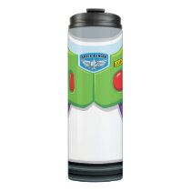 Toy Story | Buzz Lightyear's Space Ranger Suit Thermal Tumbler