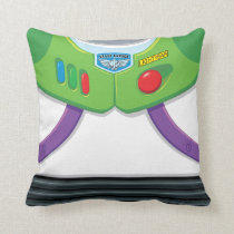 Toy Story | Buzz Lightyear's Space Ranger Suit Throw Pillow