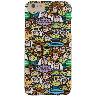 Toy Story | Cute Toy Pattern Barely There iPhone 6 Plus Case