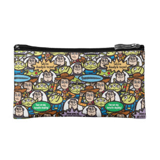 Toy Story | Cute Toy Pattern Cosmetic Bag