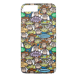 Toy Story | Cute Toy Pattern iPhone 7 Plus Case