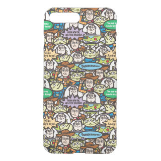 Toy Story | Cute Toy Pattern iPhone 8 Plus/7 Plus Case