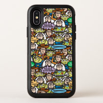 Toy Story | Cute Toy Pattern OtterBox Symmetry iPhone X Case
