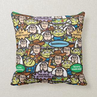 Toy Story Pillows - Decorative & Throw Pillows Zazzle