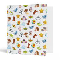 Toy Story Emoji Pattern Binder