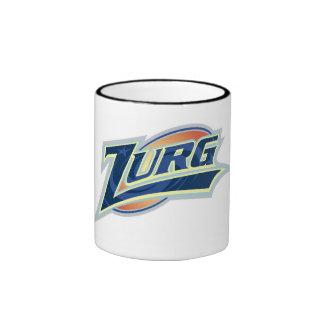 Toy Story Emperor Zurg Design Ringer Mug