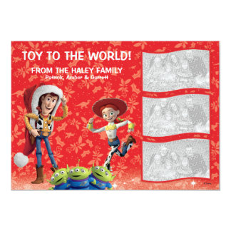 Toy Story: Holiday Card