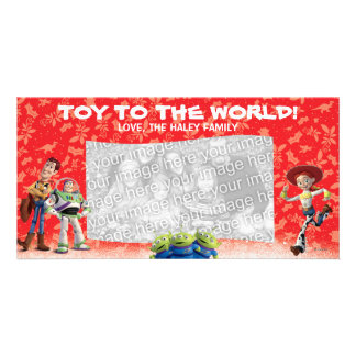 Toy Story Holiday Photo Card