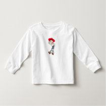 Toy Story Jesse cowgirl standing greeting Toddler T-shirt