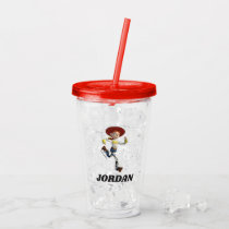 Toy Story - Jessie | Add Your Name Acrylic Tumbler