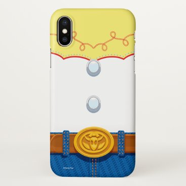 Toy Story | Jessie's Cowgirl Outfit iPhone X Case