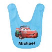 Toy Story | Lightning McQueen Looking Good Baby Bib