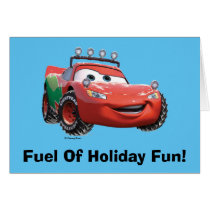 Toy Story | Lightning McQueen Looking Good Card