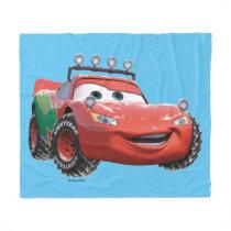 Toy Story | Lightning McQueen Looking Good Fleece Blanket