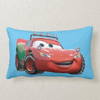 Toy Story   Lightning McQueen Looking Good Lumbar Pillow