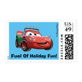 Toy Story | Lightning McQueen Looking Good Postage