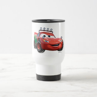 Toy Story | Lightning McQueen Looking Good Travel Mug