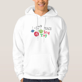 Toy Story | Peace Joy Toy 2 Hoodie