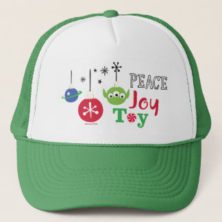 Toy Story | Peace Joy Toy Trucker Hat
