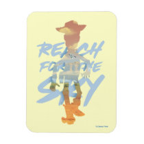 "Toy Story | ""Reach For The Sky"" Woody & Buzz Art Magnet"