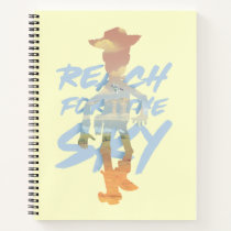 "Toy Story | ""Reach For The Sky"" Woody & Buzz Art Notebook"
