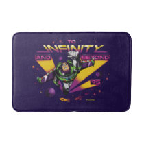 "Toy Story | Retro ""To Infinity And Beyond"" Buzz Bath Mat"