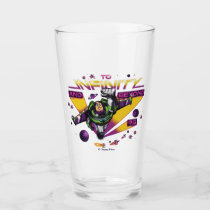 "Toy Story | Retro ""To Infinity And Beyond"" Buzz Glass"