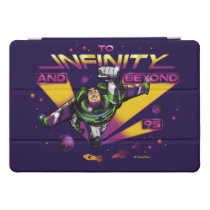 "Toy Story | Retro ""To Infinity And Beyond"" Buzz iPad Pro Cover"