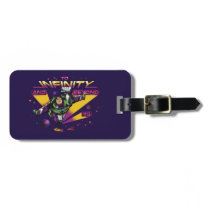 "Toy Story | Retro ""To Infinity And Beyond"" Buzz Luggage Tag"