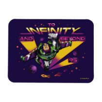 "Toy Story | Retro ""To Infinity And Beyond"" Buzz Magnet"
