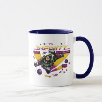 "Toy Story | Retro ""To Infinity And Beyond"" Buzz Mug"