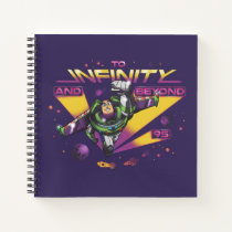 "Toy Story | Retro ""To Infinity And Beyond"" Buzz Notebook"