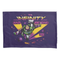 "Toy Story | Retro ""To Infinity And Beyond"" Buzz Pillow Case"