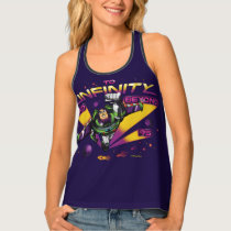 "Toy Story | Retro ""To Infinity And Beyond"" Buzz Tank Top"