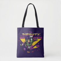 "Toy Story | Retro ""To Infinity And Beyond"" Buzz Tote Bag"