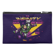 "Toy Story | Retro ""To Infinity And Beyond"" Buzz Travel Accessory Bag"