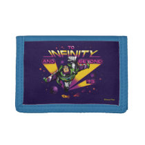 "Toy Story | Retro ""To Infinity And Beyond"" Buzz Trifold Wallet"