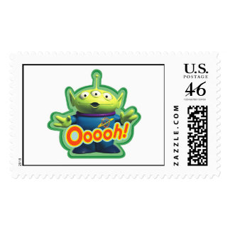 Toy Story s Aliens Stamps