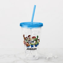 Toy Story Squad | Add Your Name Acrylic Tumbler