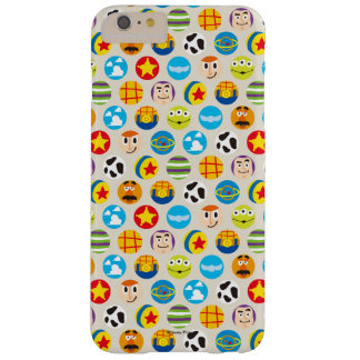 Toy Story | Toy Icon Pattern Barely There iPhone 6 Plus Case